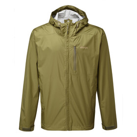 Sherpa Kunde Veste 2,5 couches Homme, gokarna green